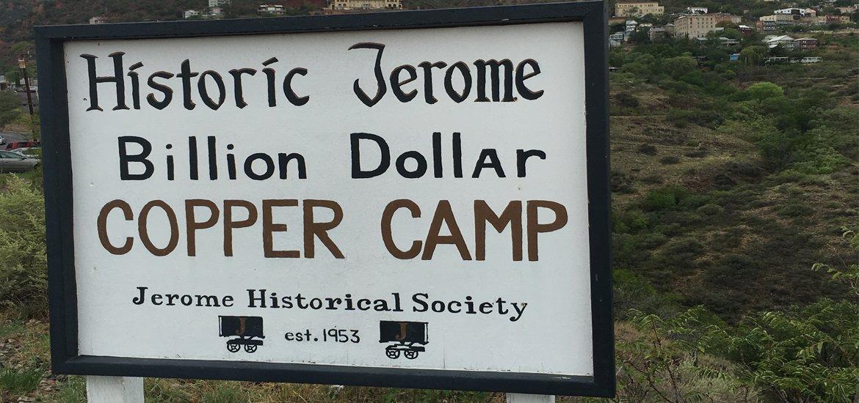 Jerome Coper Camp